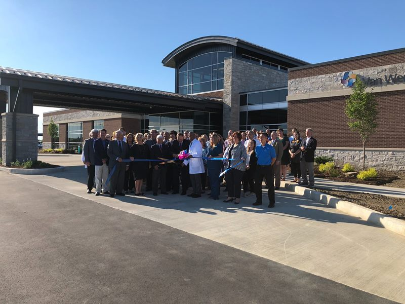 Van Wert Ribbon Cutting