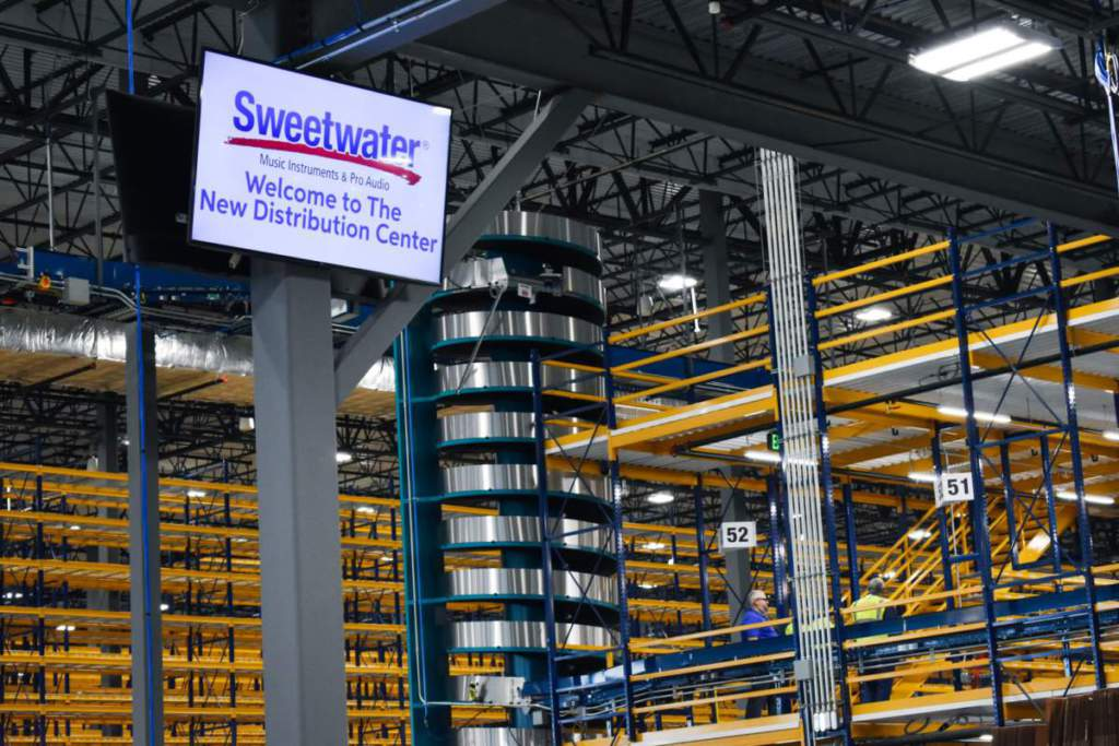 4 Sweetwater New Warehouse