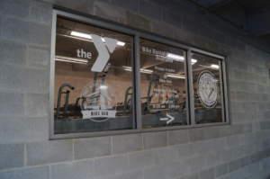 Ash Skyline Parking Interior Masonry Windows