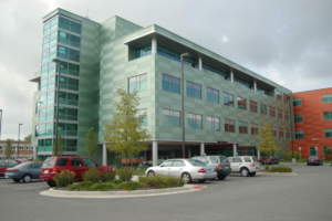 Bryan Hospital Exterior Zoom