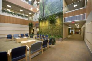 Bryan Hospital First Floor Lobby Atrium