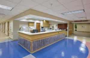 Bryan Hospital Nurse Station Desk