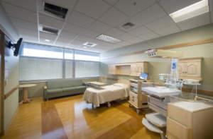 Bryan Hospital Patient Room Suite Private