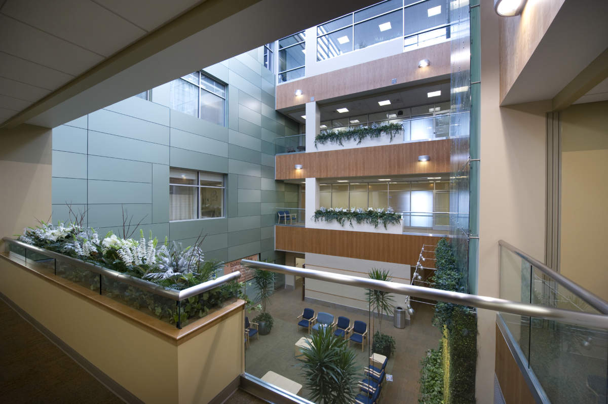 Bryan Hospital medical construction