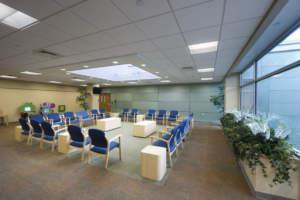 Bryan Hospital Waiting Room Area