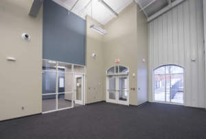 Hillsdale College Track Tennis Interior Main Doors Meeting Rooms