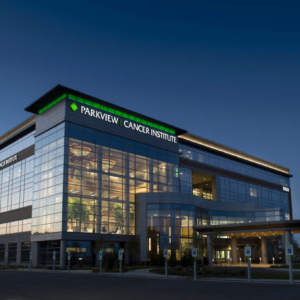 Weigand Hospital Construction Firm - Parkview Cancer Institute