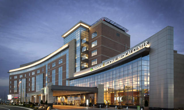 Parkview Regional Medical Center - Hospital Construction Firm