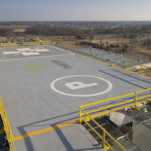 Parkview Regional Medical Center Helipad