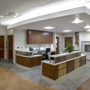 Parkview Regional Medical Center Nurse Station