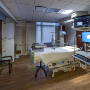Parkview Regional Medical Center Patient Room