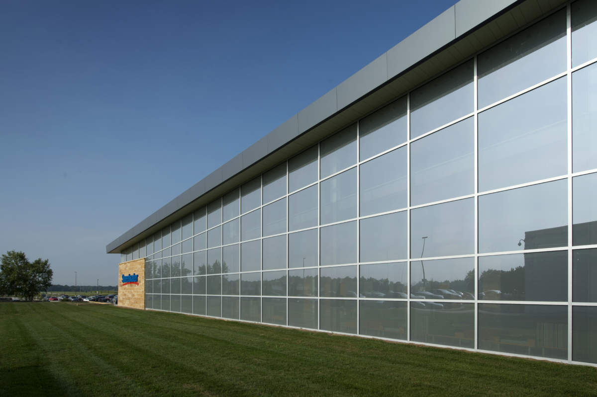 Sweetwater Exterior Office Windows