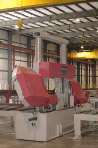 Triad Metals Interior Facility Equipment