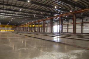 Triad Metals Interior Facility Full Floor Shot