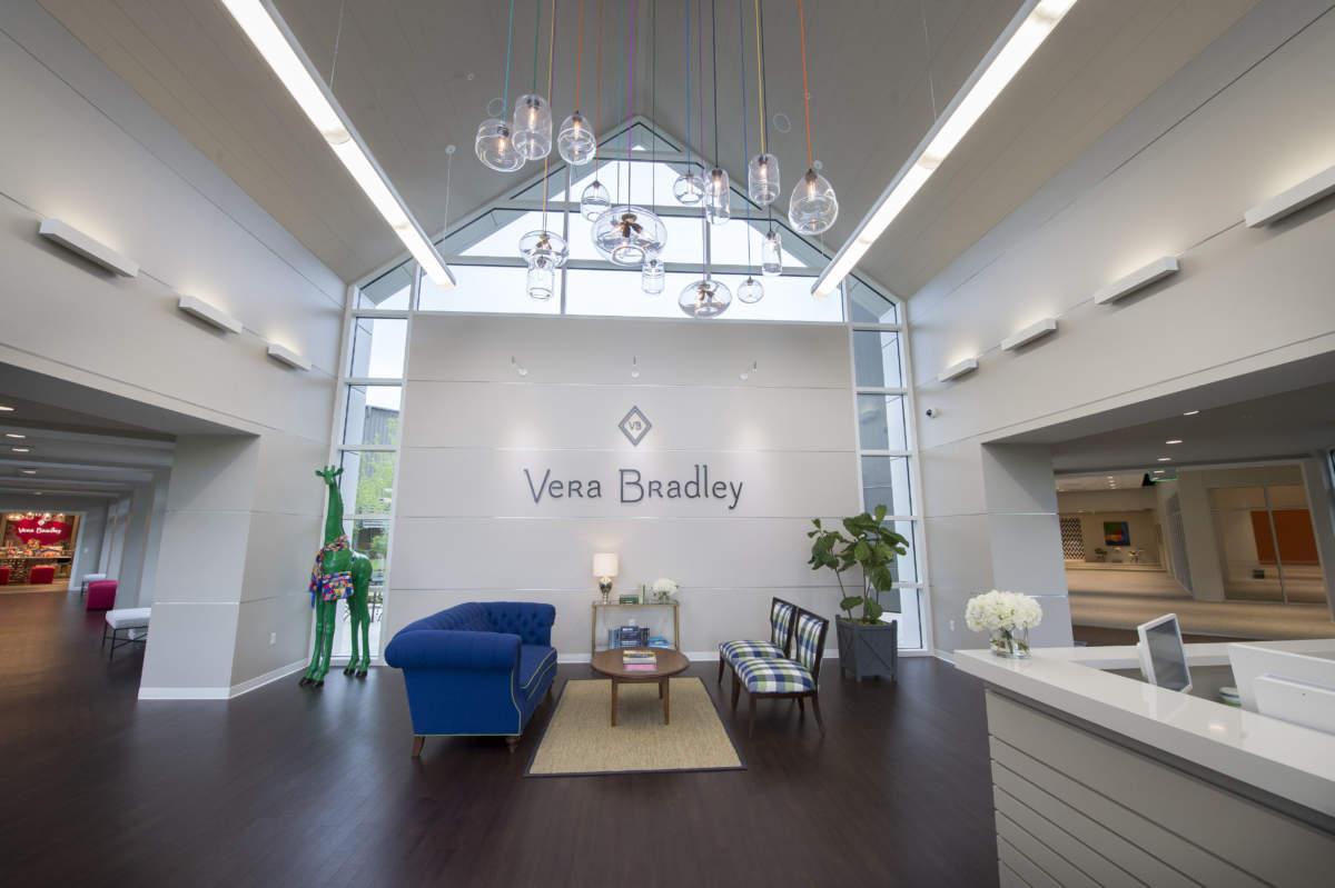 Vera Bradley Interior Main Entrance Reception