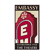 Embassy Theatre logo