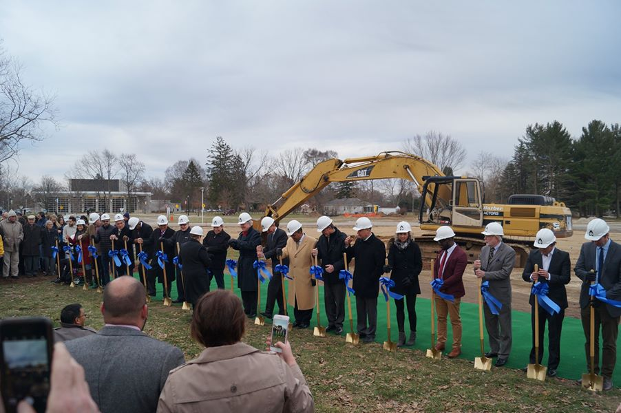 Andrews University Groundbreaking