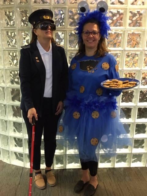 Halloween Costume Contest 2018 Tara & Sharlyn