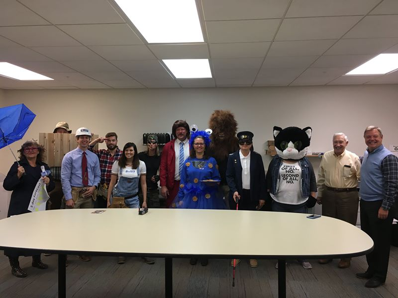 Halloween Costume Contest 2018