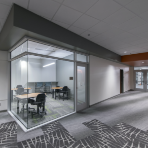 Multiple Conference & Fitness Areas