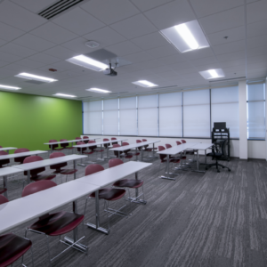 multiple Lecture Classrooms