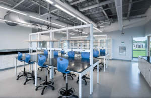 Grace College Miller Science Complex 01