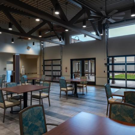 Byron Wellness Community Interior
