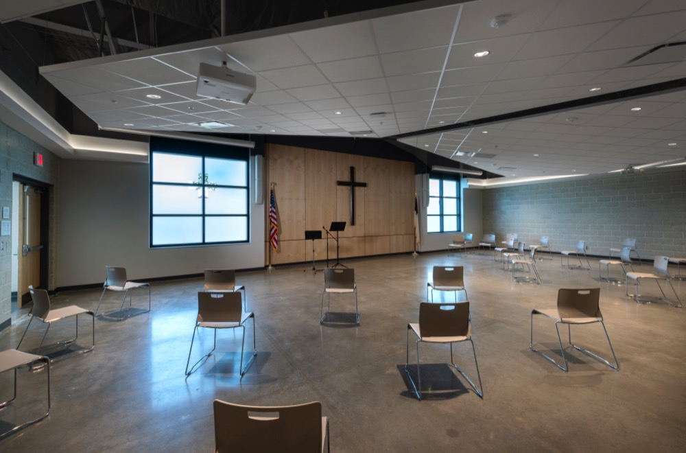 The Rescue Mission FW - New Lifehouse & Restoration House