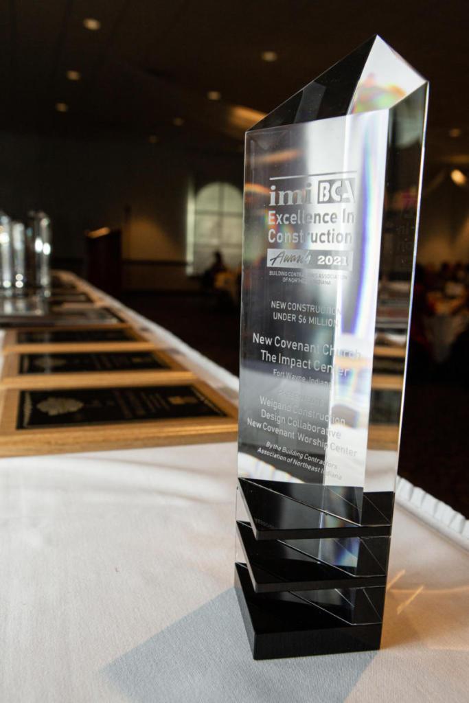 BCA Excellence in Construction Award 2021